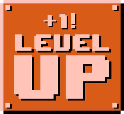 So I've leveled up abit.